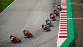 Calendario MotoGP 2021: fuori la Finlandia, raddoppia l'Austria