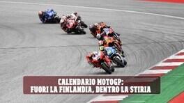 MotoGP, calendario 2021: Finlandia out, doppio GP al Red Bull Ring