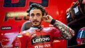 """MotoGP Francia, Bagnaia: """"Il 4° posto in gara? Un po' mi girano"""""""