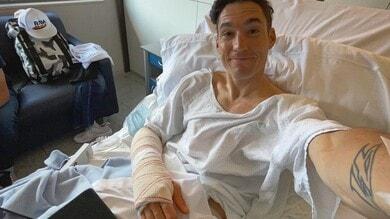 MotoGP: Aleix Espargarò sotto ai ferri per sindrome compartimentale