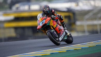 Moto2 Francia, classifica piloti: Gardner resiste, ma Raul Fernandez è lì