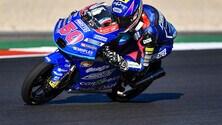 Jason Dupasquier: gli scatti più belli della carriera in Moto3