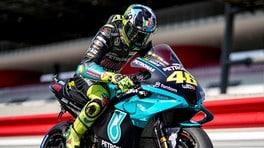"""MotoGP Italia, Rossi: """"Viene da chiedersi se abbia senso continuare"""""""