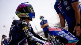 Moto3: il cordoglio dei piloti per la morte di Jason Dupasquier