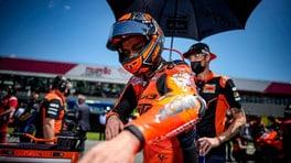 """MotoGP Italia, Petrucci: """"Mi sento sporco, non volevo correre"""""""