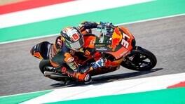 Moto3 GP Italia, classifica piloti: Acosta resta leader seguito da Masia