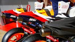 MotoGP: le foto della giornata di test a Barcellona