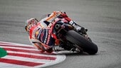 """MotoGP, Marc Marquez: """"I'm shattered, but I needed this test"""""""