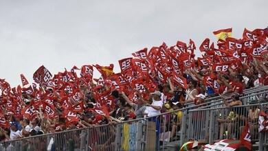 MotoGP, verso la normalità: 20mila persone al GP di Aragon