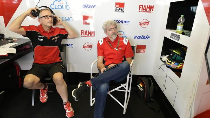 """Gigi Dall'Igna tra SBK e MotoGP: """"Il potenziale Ducati è molto alto"""""""