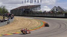 Orari TV MotoGP Germania: gara in diretta su SKY, DAZN e TV8