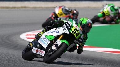 CEV Barcellona: Aldeguer fa cinque su cinque in Moto2