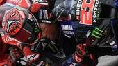 "MotoGP, Chicho Lorenzo: ""Not a nice gesture to protest against Quartararo"""