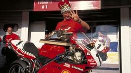 SBK: Carl Fogarty, i numeri di una carriera incredibile