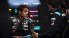 """MotoGP Olanda, Rossi punge Michelin: """"Neanche loro sanno quale sia la gomma giusta"""""""