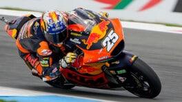 Moto2 GP Olanda: Raul Fernandez sbaglia e poi vince