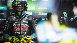 """MotoGP Olanda, Rossi: """"Problemi con Aramco? Altri vorrebbero certe sponsorizzazioni"""""""