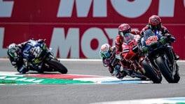 MotoGP Olanda, pagelle: Quartararo risplende, Rossi nel baratro