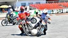 Motoball: il calcio a cinque in moto
