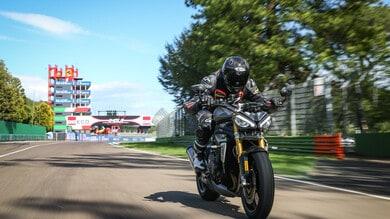 TheTest: Triumph Speed Triple 1200 RS