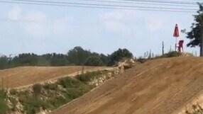 MotoGP: allenamento in motocross per Andrea Dovizioso e Alex Rins