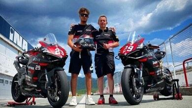 Barni e Spinelli: Ducati prepara il ritorno in Supersport