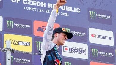 MXGP della Repubblica Ceca: vince Prado, a Cairoli Gara 2