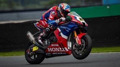 SBK, Honda da podio nel 2021? Non per Alvaro Bautista