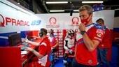 """MotoGP, Guidotti: """"La vittoria non è il nostro target principale"""""""