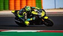 MotoGP: Valentino Rossi si allena a Misano con i ragazzi dell'Academy