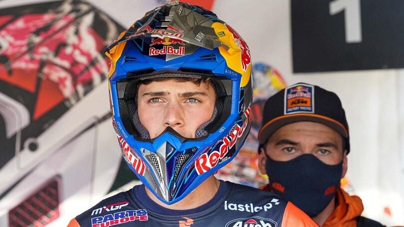 "MXGP: Jorge Prado e la sua Loket:""Primo podio e prima vittoria stagionale. Direi bene!"""