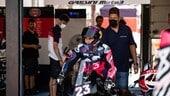 """MotoGP, Bastianini: """"Nel team Gresini onorerò il nome di Fausto"""""""