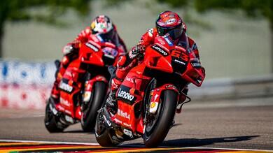 MotoGP, Ducati: cercasi leader per contrastare Quartararo