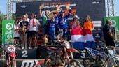 Mondiale FIM Junior di Motocross: l'Italia si conferma Campione!