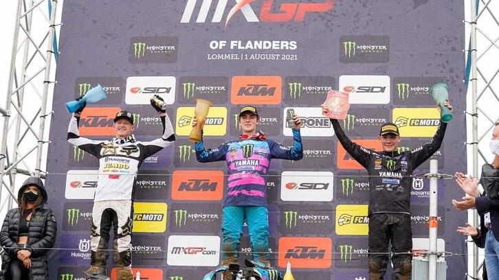 Gran Premio del Belgio MX2: a Lommel vittoria per Jago Geerts