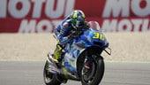 MotoGP: in Austria, anche Suzuki avrà il suo holeshot posteriore
