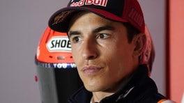 """Marc Marquez sul ritiro di Rossi: """"Pensavo di vederlo correre nel suo team"""""""