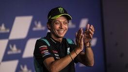 Motomondiale: la carriera di Valentino Rossi