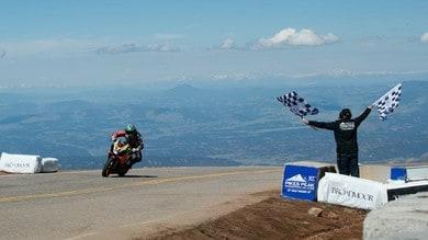 Pikes Peak, ufficiale: niente più moto alla Race to the Clouds