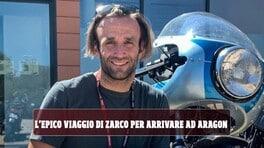MotoGP, Zarco ad Aragon dopo più di 900 km con una Ducati Darmah 900 SS