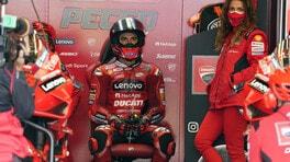 """MotoGP Aragon, Bagnaia: """"Raramente mi sono trovato così bene da subito"""""""