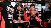 "MotoGP Aragón, Viñales: ""With respect to the Misano test, I'm calmer"""