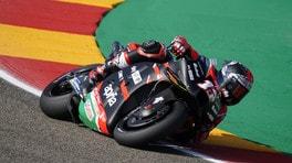 MotoGP Aragon, Vinales? In bilico tra sesto e decimo posto