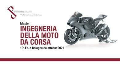 Al via la decima edizione del Master in Ingegneria della Moto da Corsa