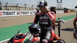 "MotoGP Aragon, Vinales: ""La gara di oggi? Un buon punto di partenza"""