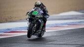 """MotoGP San Marino, Morbidelli: """"Bellissimo tornare in pista con questi colori"""""""