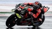 """MotoGP, Vinales: """"La crescita di oggi è anche frutto della gara di Aragon"""""""