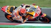 "MotoGP San Marino, Marc Marquez: ""Stamattina ho sperato che piovesse"""