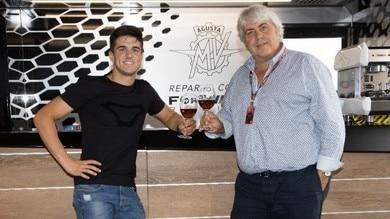 Moto2: Marcos Ramirez e il team Forward insieme nel 2022