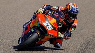 Qualifiche Moto2, Raul Fernandez vola a Misano: sua la pole davanti a Lowes